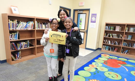 Kids with certificate